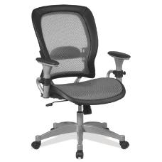 Office Source mid Back Task Chair Air Grid Back and Seat New
